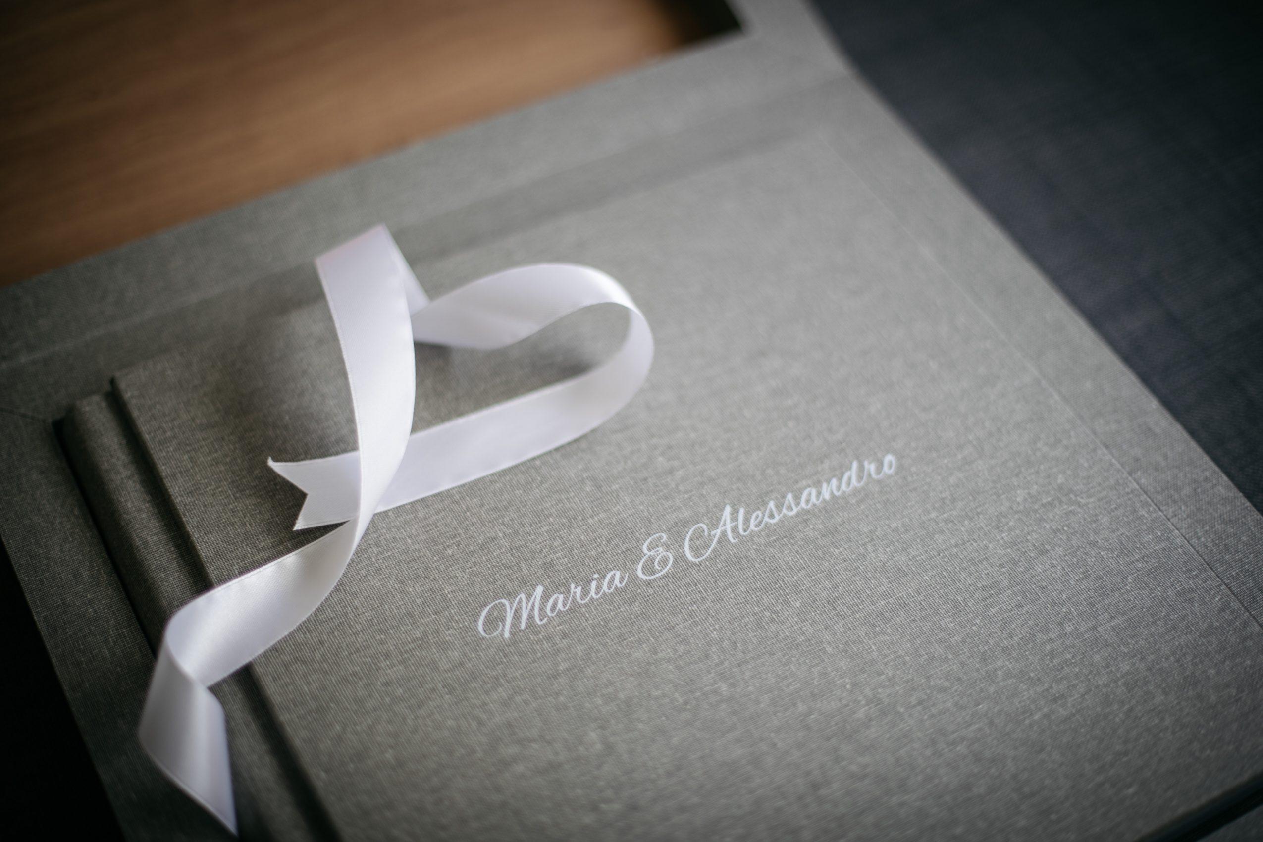 matted album - studio fotografico lecce - fotografo matrimonio lecce